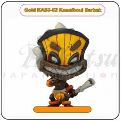 Gold KAS3-02 Kanniball Sarbak
