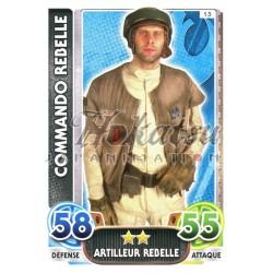 15/230 Commando Rebelle