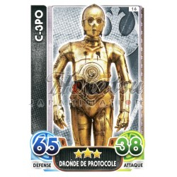 16/230 C-3PO