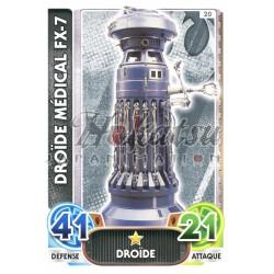 20/230 Droïde Médical FX-7