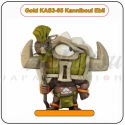 Gold KAS3-05 Kanniball Andchain
