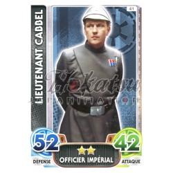 41/230 Lieutenant Cabbel
