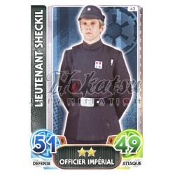 42/230 Lieutenant Sheckil
