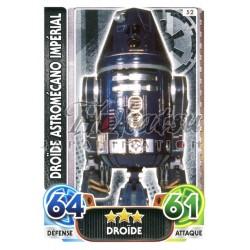 52/230 Droïde Astromécano Impérial