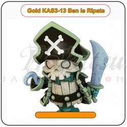 Gold KAS3-13 Ben le Ripate