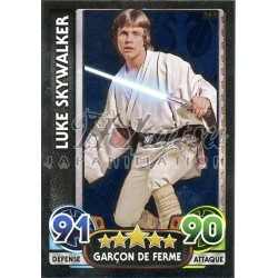 161/230 Carte brillante : Luke Skywalker