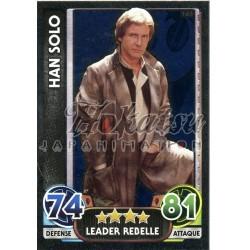 163/230 Carte brillante : Han Solo
