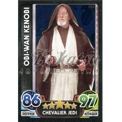 165/230 Carte brillante : Obi-Wan Kenobi