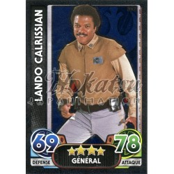 167/230 Carte brillante : Lando Calrissian