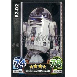 169/230 Carte brillante : R2-D2