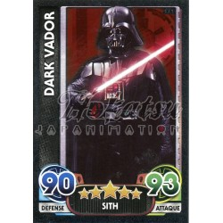 171/230 Carte brillante : Dark vador