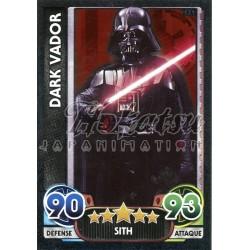 171/230 Carte brillante : Dark vador