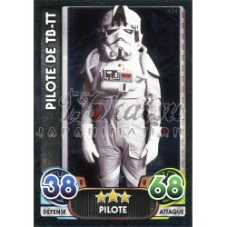 174/230 Carte brillante : Pilote de TB-TT