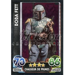 177/230 Carte brillante : Boba Fett