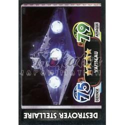 182/230 Carte brillante : Destroyer Stellaire
