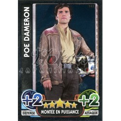 185/230 Carte brillante : Poe Dameron