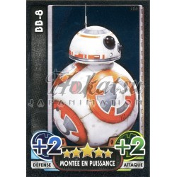186/230 Carte brillante : BB-8