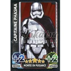 189/230 Carte brillante : Capitaine Phasma
