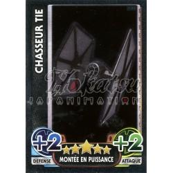 191/230 Carte brillante : Chasseur Tie
