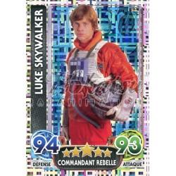 193/230 Carte Holographique : Luke Skywalker