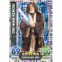 197/230 Carte Holographique : Obi-Wan Kenobi