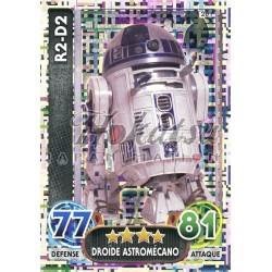 201/230 Carte Holographique : R2-D2