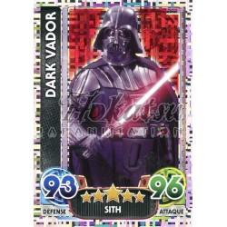 202/230 Carte Holographique : Dark vador