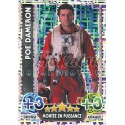 206/230 Carte Holographique : Poe Dameron