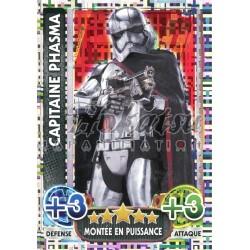 208/230 Carte Holographique : Capitaine Phasma