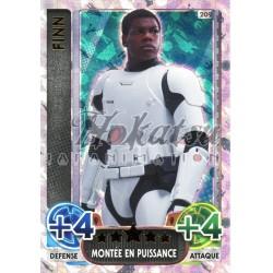 209/230 Carte Holographique SW : Finn