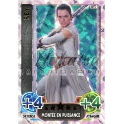 210/230 Carte Holographique SW : Rey
