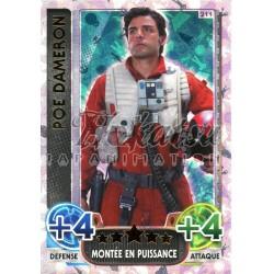 211/230 Carte Holographique SW : Poe Dameron