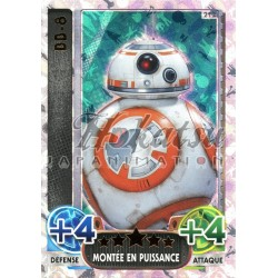 212/230 Carte Holographique SW : BB-8