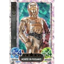 215/230 Carte Holographique SW : C-3PO