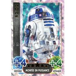 216/230 Carte Holographique SW : R2-D2