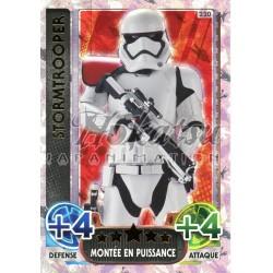 220/230 Carte Holographique SW : Stormtrooper