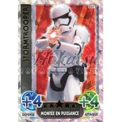 221/230 Carte Holographique SW : Stormtrooper