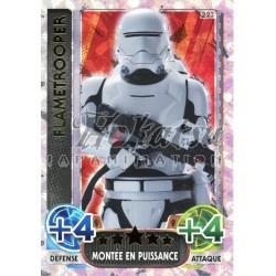 223/230 Carte Holographique SW : Flametrooper