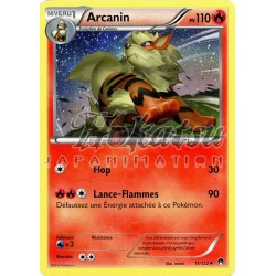 PKM 011/122 Arcanine
