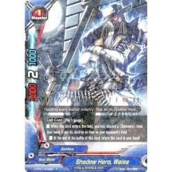 BFE H-PP01/0036EN Shadow Hero, Weiss
