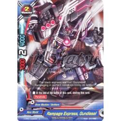 BFE H-PP01/0062EN Rampage Express, Gundiesel