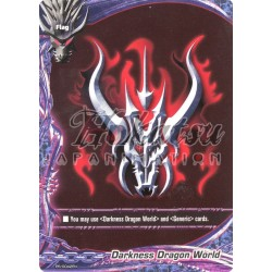 BFE PR/0042EN Flag Darkness Dragon World