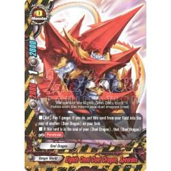 BFE Foil F-H-PP01/0022EN Eighth Omni Duel Dragon, Speardos