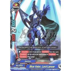 BFE Foil F-H-PP01/0035EN Blue Valor, Lord Lancer