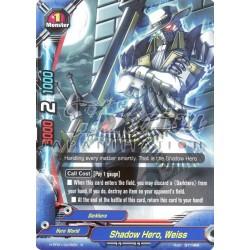 BFE Foil F-H-PP01/0036EN Shadow Hero, Weiss