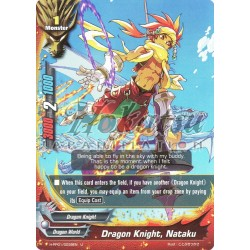 BFE Foil F-H-PP01/0039EN Dragon Knight, Nataku