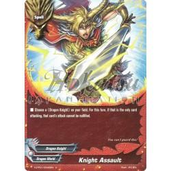 BFE Foil F-H-PP01/0040EN Knight Assault