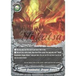 BFE Foil F-H-PP01/0052EN Death Reanimated, Dragon Reborn