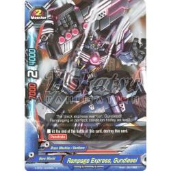BFE Foil F-H-PP01/0062EN Rampage Express, Gundiesel