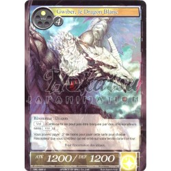 SKL-009  Gwiber, le Dragon Blanc